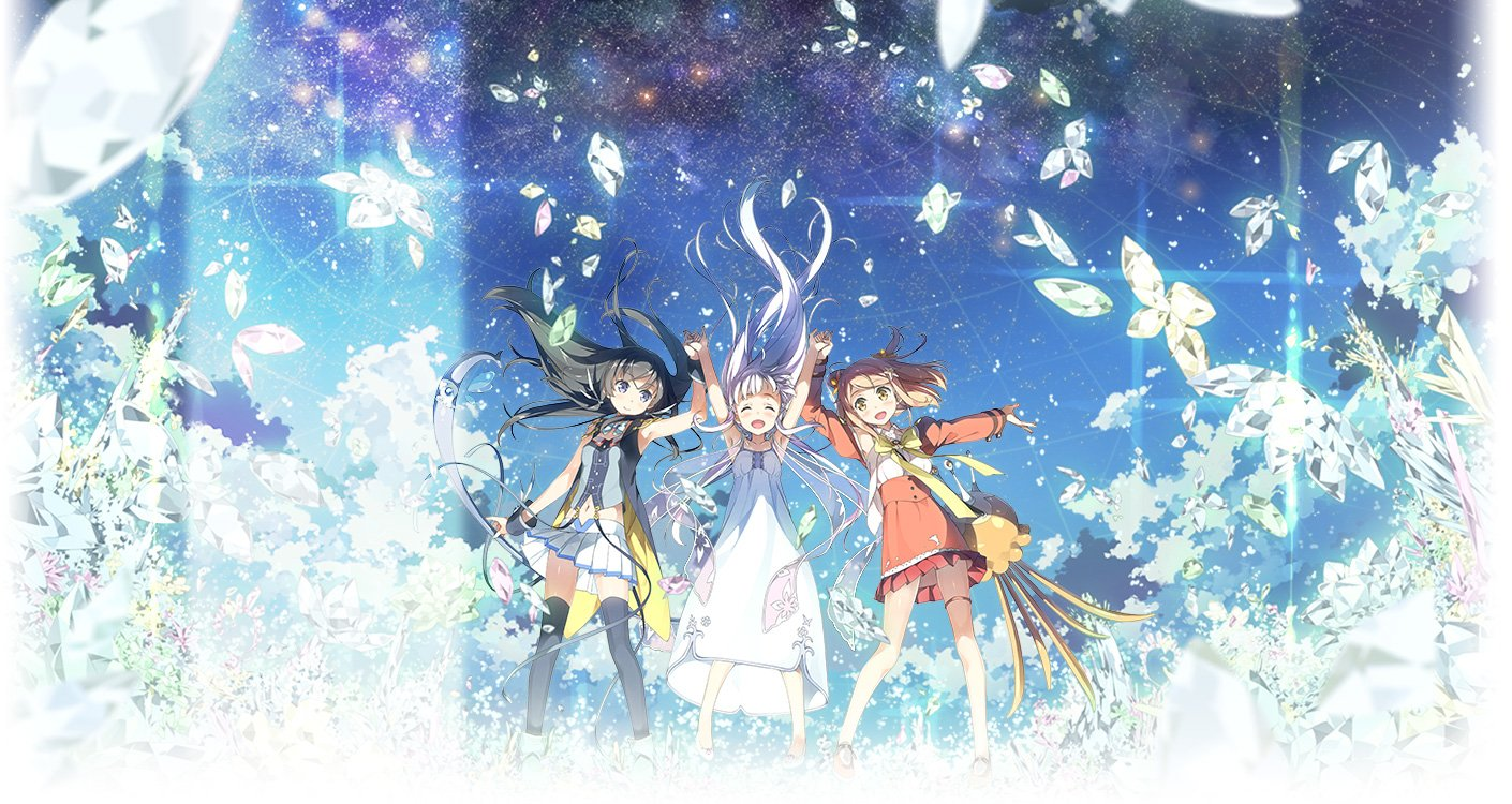 Garakowa –Restore the World- disponible sur Crunchyroll