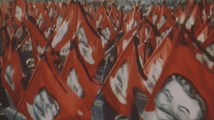 Hommage à la mort de Staline - mars 1953