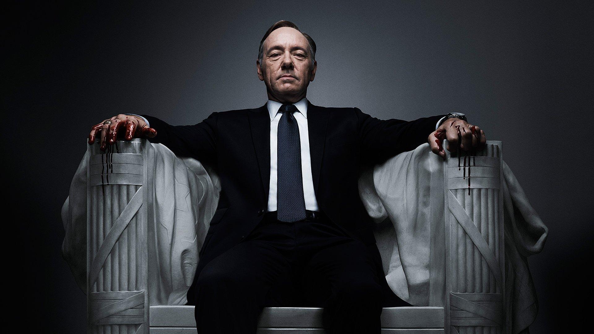 House of Cards saison 4: Frank Underwood s'invite au débat républician