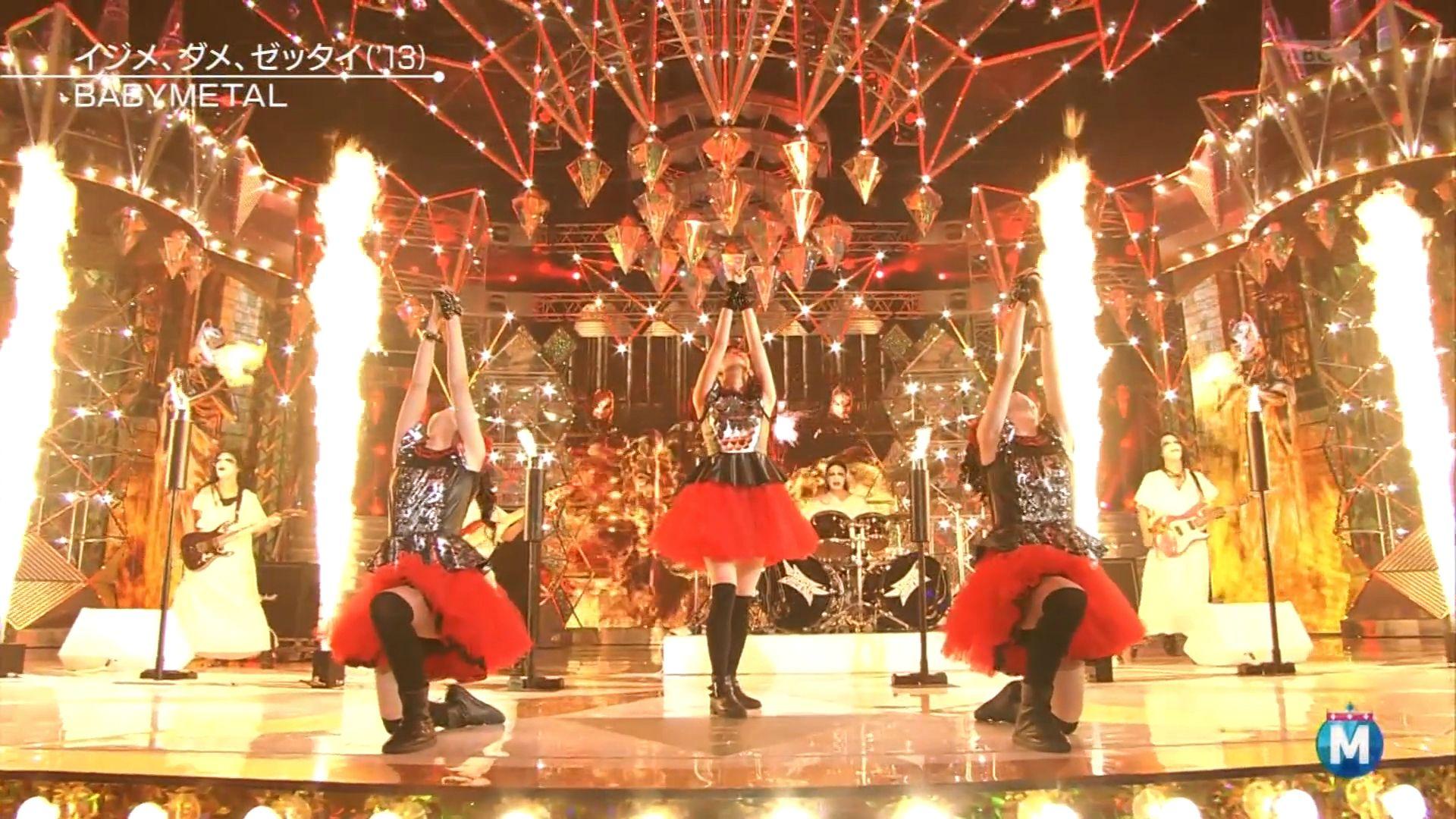 MUSIC STATION SUPER LIVE 2015: BABYMETAL, AKB48, E-girls, X Japan et autres confirmé