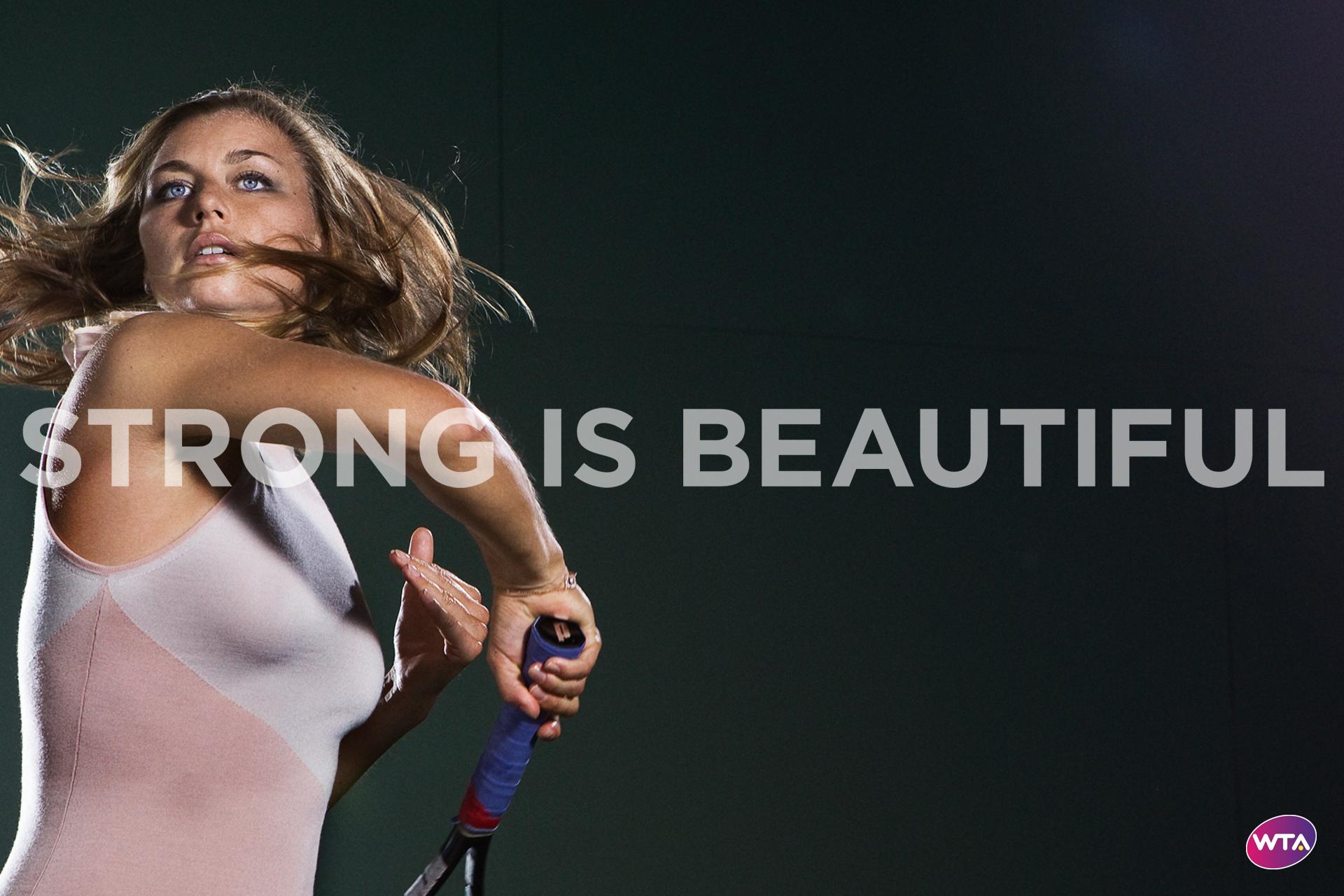 WTA:  du tennis féminin à TVA Sports jusqu'en 2019!