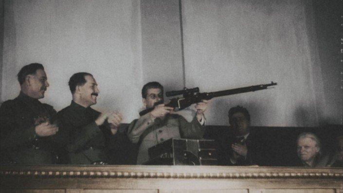 XVII Congrès du parti communiste de l'URSS - Moscou 26 janvier 1934