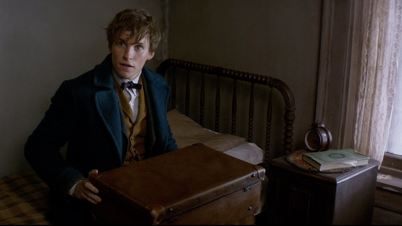 Fantastic Beasts and Where to Find Them: un premier trailer