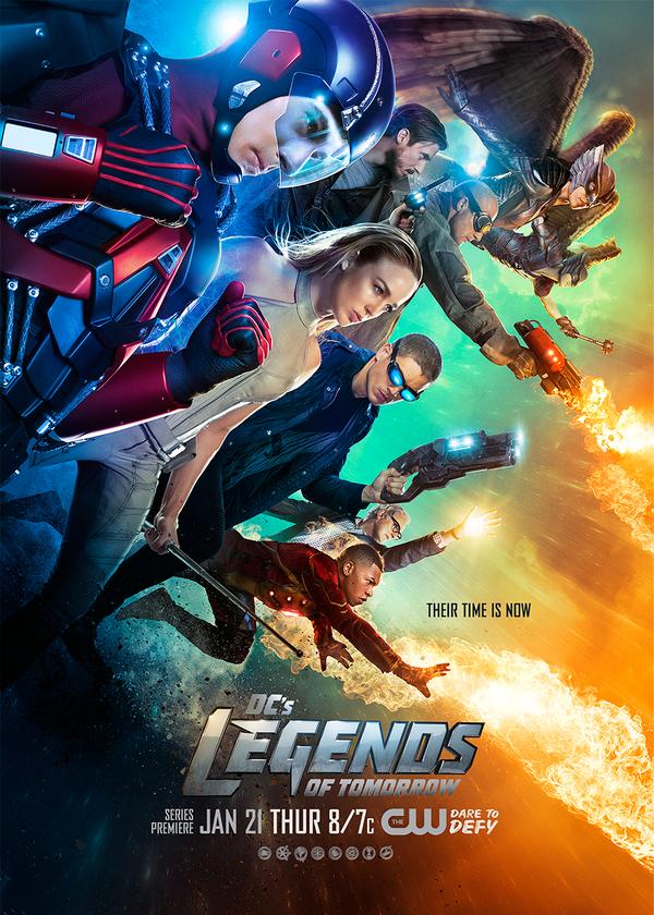 Legends of Tomorrow: de nouvelles images