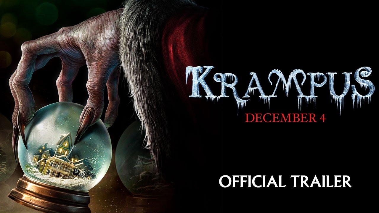Krampus: un clip promo pour le film d'horreur de Noël