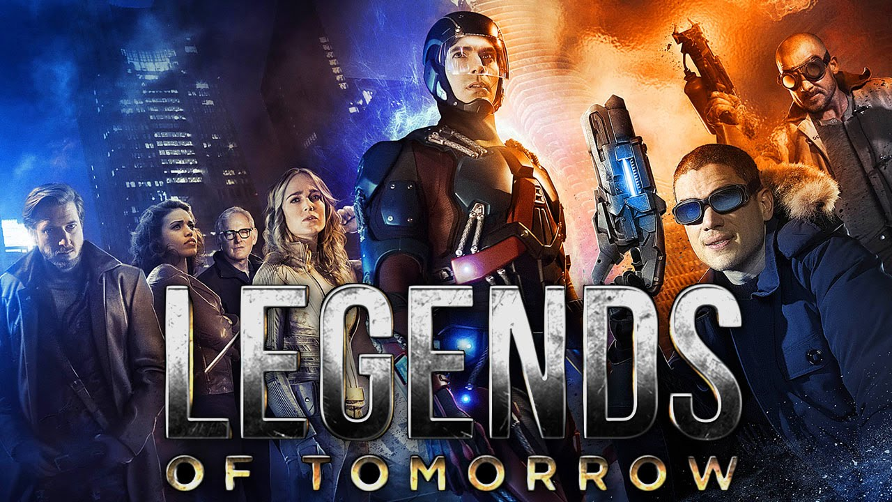 Legends of Tomorrow: de nouvelles images