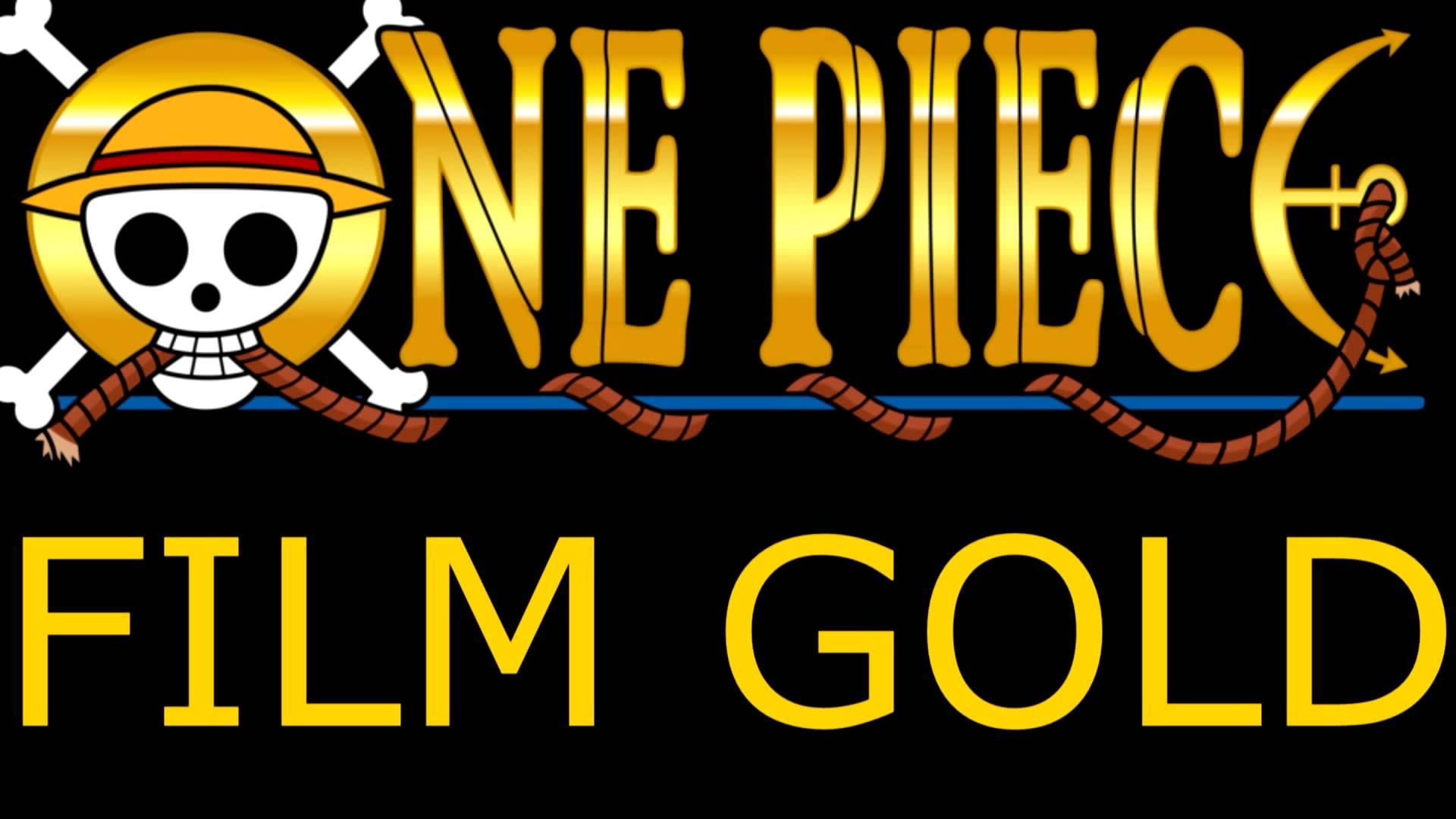 One Piece Film Gold: un premier teaser