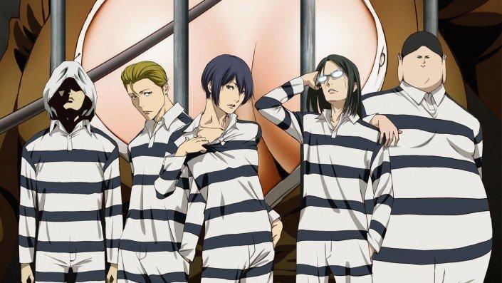 Prison School mad max