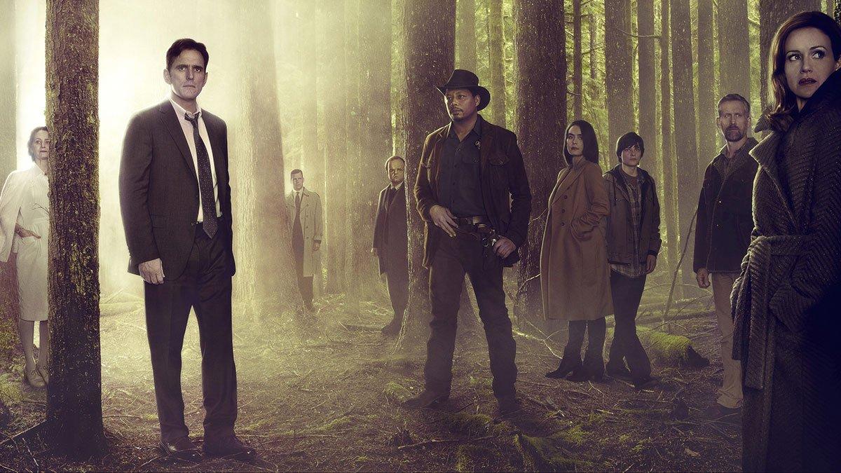 Wayward Pines: Matt Dillon reviendra l'an prochain