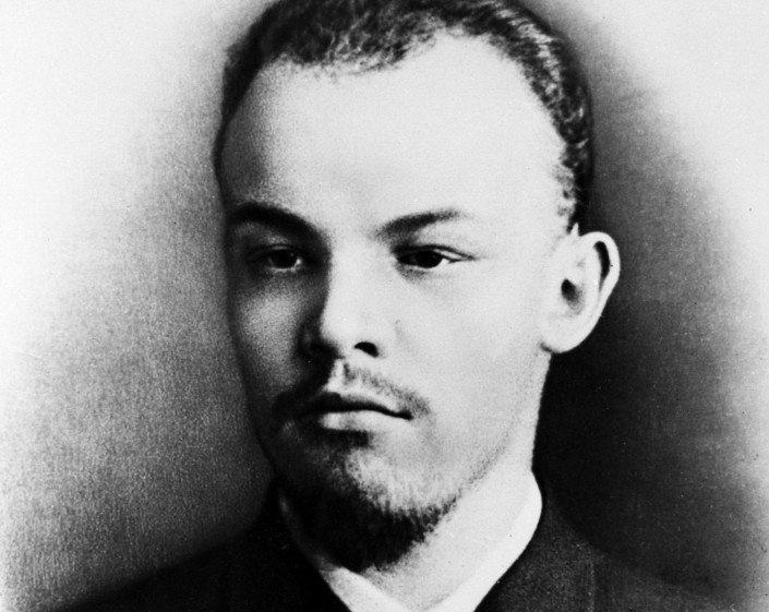 Vladimir Ulyanov (Vladimir Lénine)