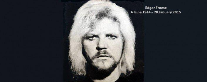 Tangerine Dream, Edgar Froese