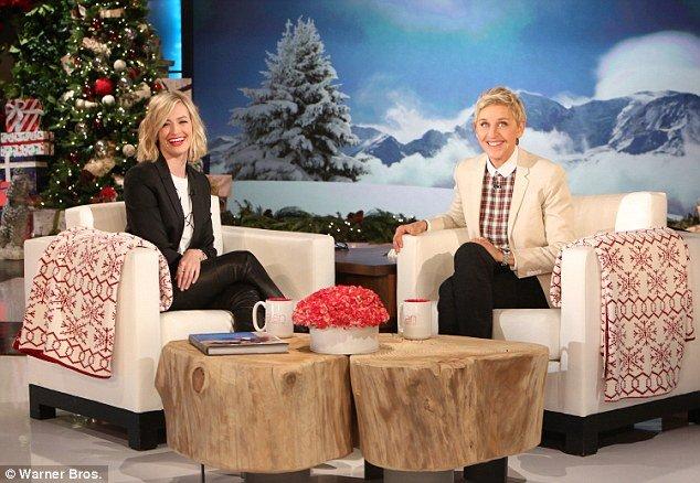 2 Broke Girls: Beth Behr de passage chez Ellen DeGeneres