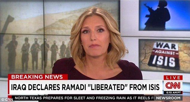 Poppy Harlow:  elle perd connaissance en direct à CNN