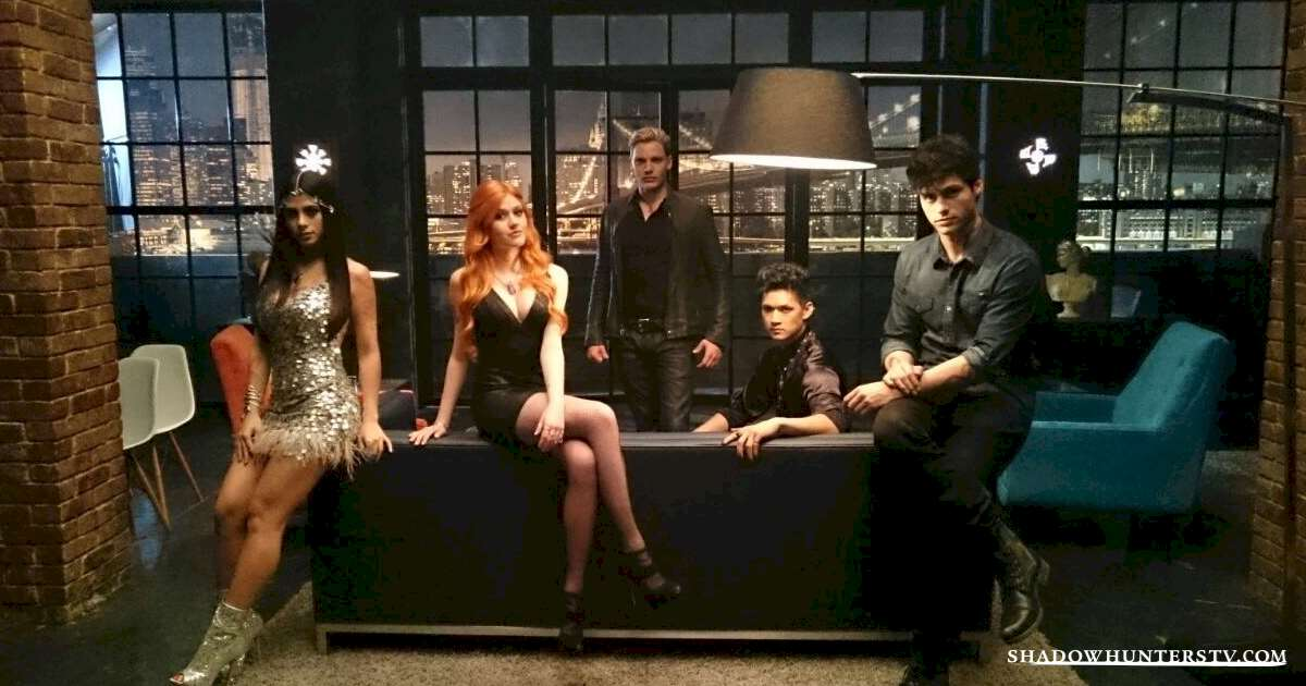 Shadowhunters disponible sur Netflix Canada en Français!