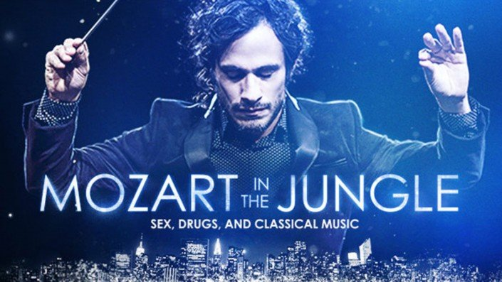 Mozart dans la jungle