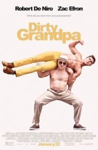 Talk-shows américains : Dirty Grandpa, Zac Efron, Julianne Efron