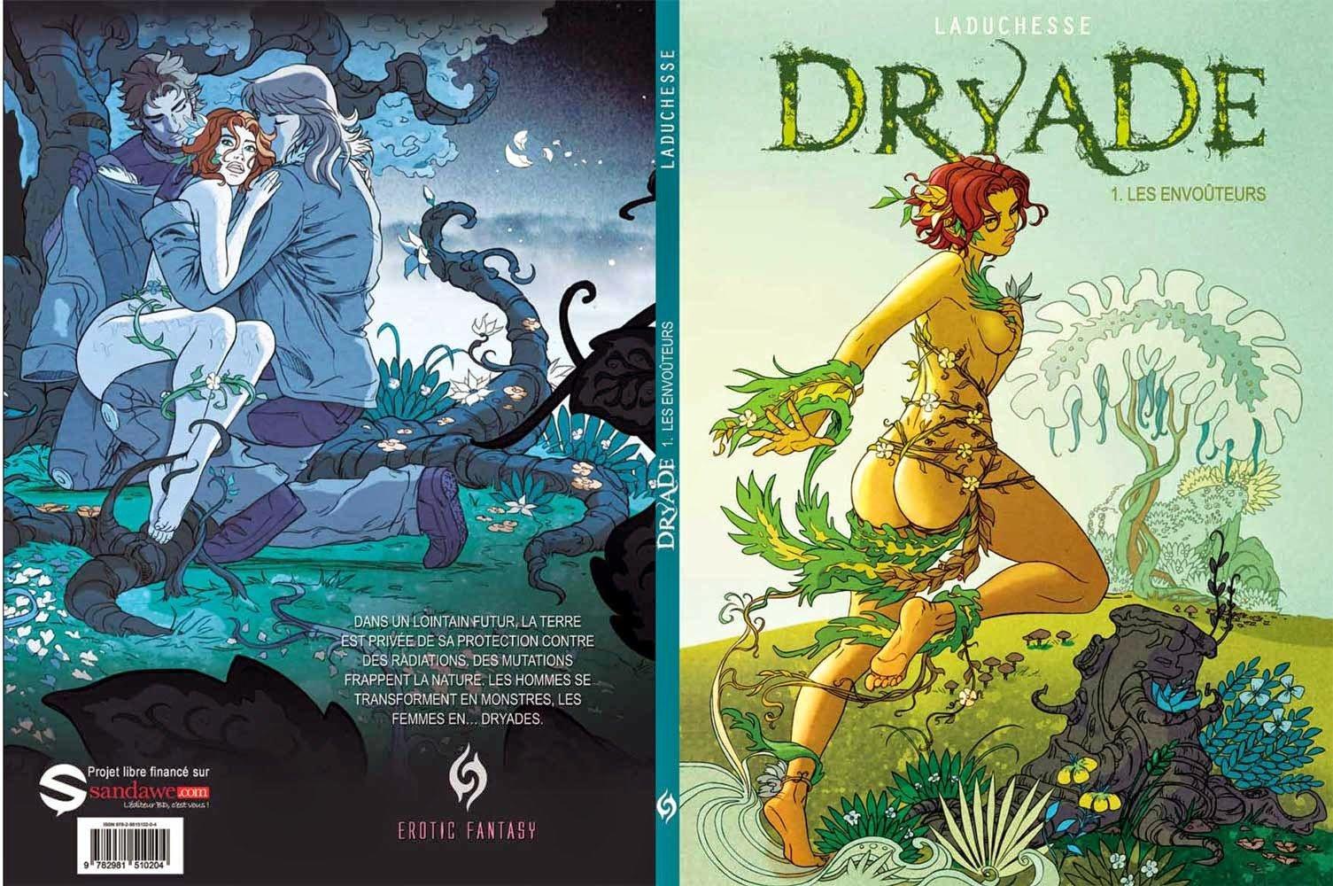 Stéphanie Leduc : entrevue avec l'auteure de Dryade et Titi Krapouti