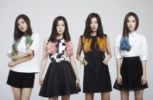 Red Velvet est le girl group K-pop le plus téléchargé de 2015