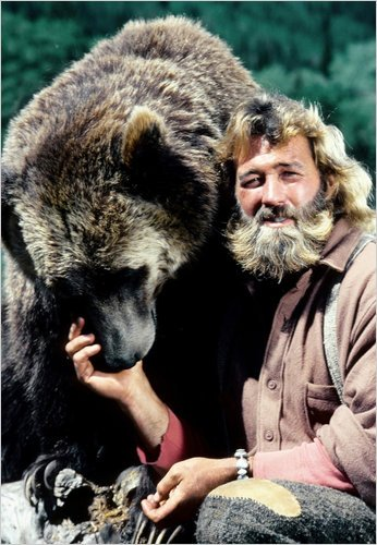 Dan Haggerty Grizzly Adams