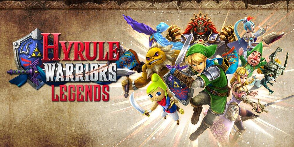 Hyrule Warriors Legends: une vidéo de 17 minutes