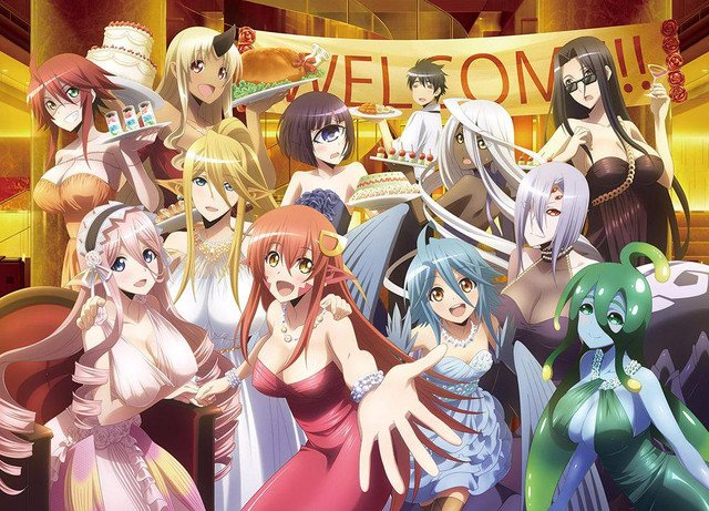 Monster Musume: Everday Life With Monster Girls