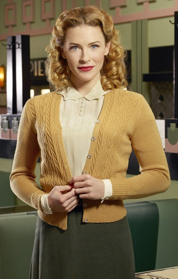 Marvel's Agent Carter Dottie Underwood (Bridget Regan)
