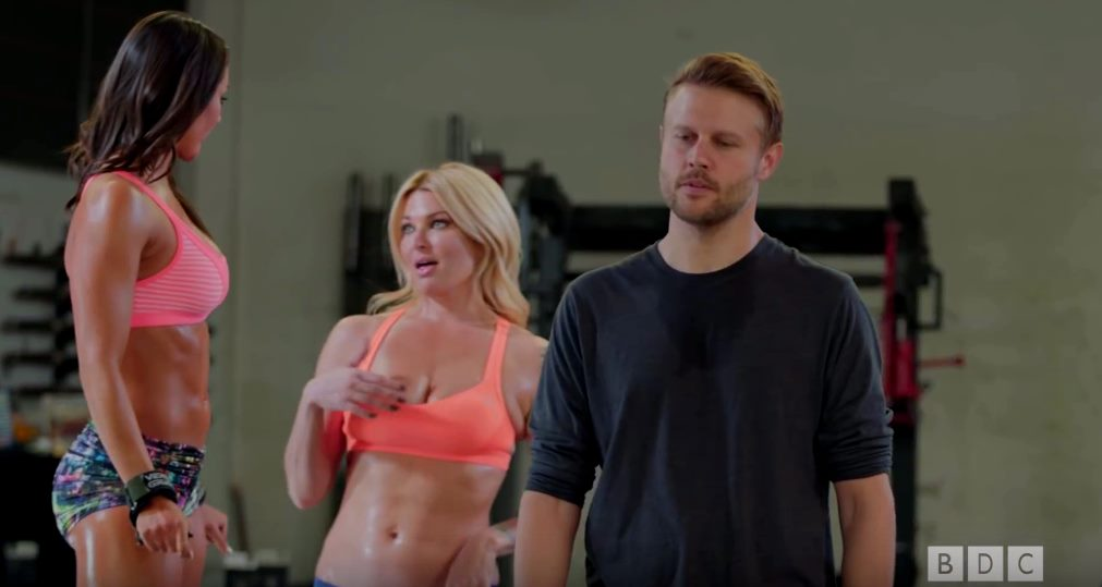 GYM WILDLIFE: une video hilarante sur la culture du gym