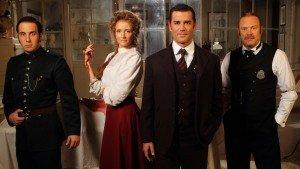 Cotes d'écoute: Murdoch Mysteries