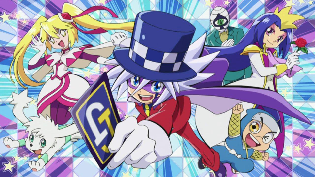 Kaitô Joker saison 3: une nouvelle bande-annonce