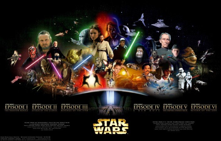 Star Wars : La Guerre des Etoiles Tous les documentaires de la saga