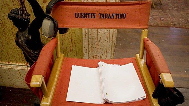 Le grand oublié de la soirée : Quentin Tarantino et son film The Hateful Eight qui n'a que trois nominations.