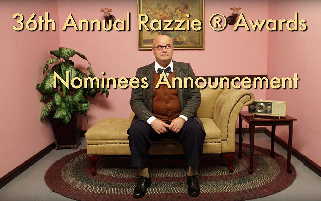 Razzies 2016 : les nominations pour les navets les plus mûrs de la dernière récolte!