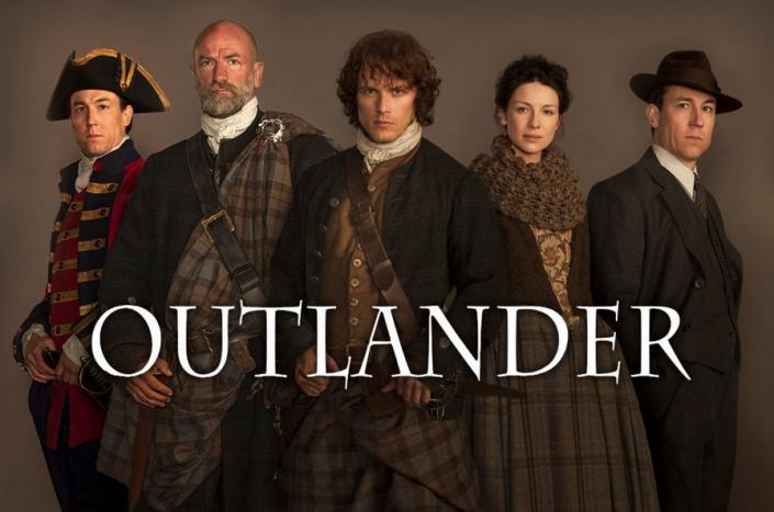 Outlander: Sam Heughan