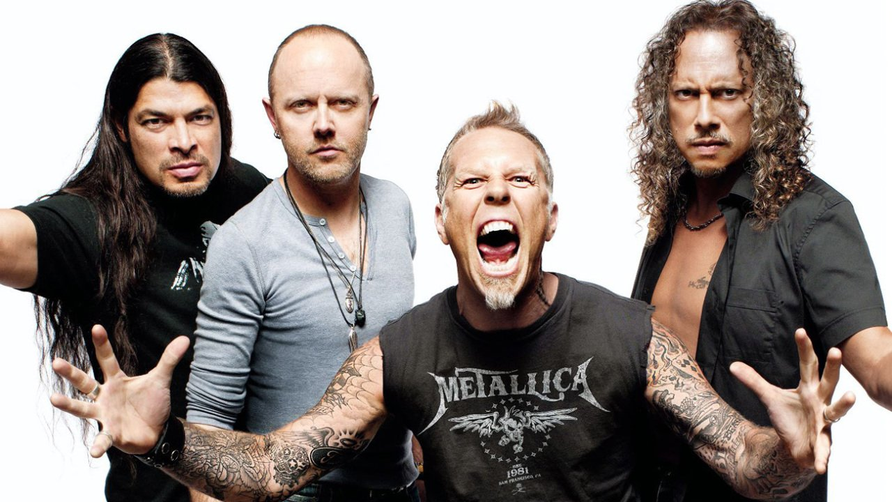 Metallica: le show du Super Bowl en direct sur YouTube