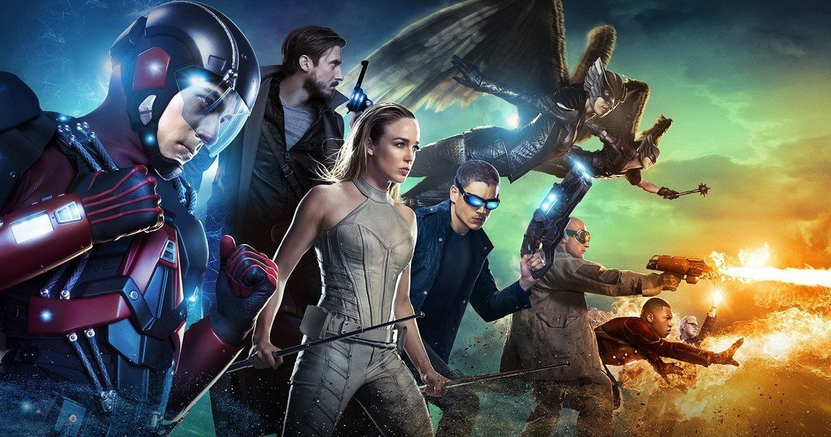 Blindspot et DC's Legends of Tomorrow chez Québecor Contenu