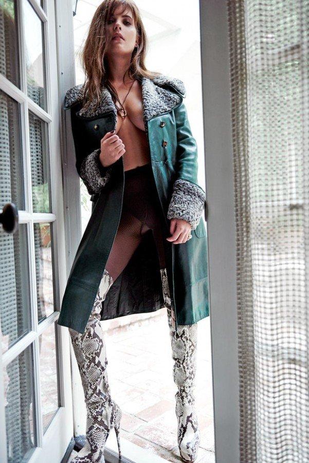 Ashley Benson flaunt-magazine