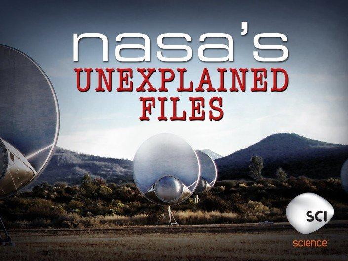 Nasa's Unexplained Files