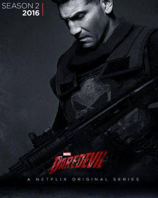 Marvel's Daredevil saison 2: The Punisher