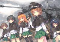 Girls und Panzer: Un nouvel OAV offert avec le coffret DVD