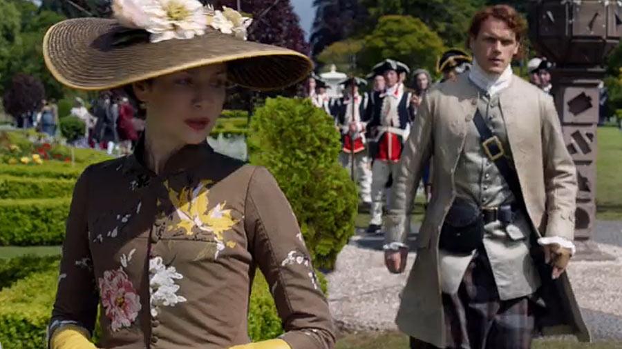 La saison 2 de Outlander nous offre un nouveau trailer