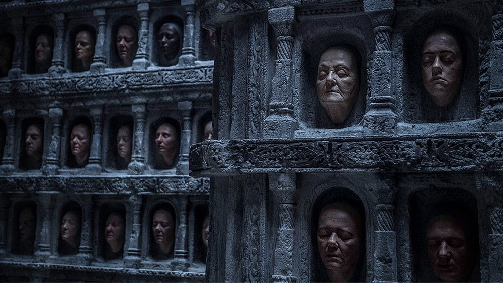Hall of Faces: la nouveau teaser de Game of Thrones saison 6