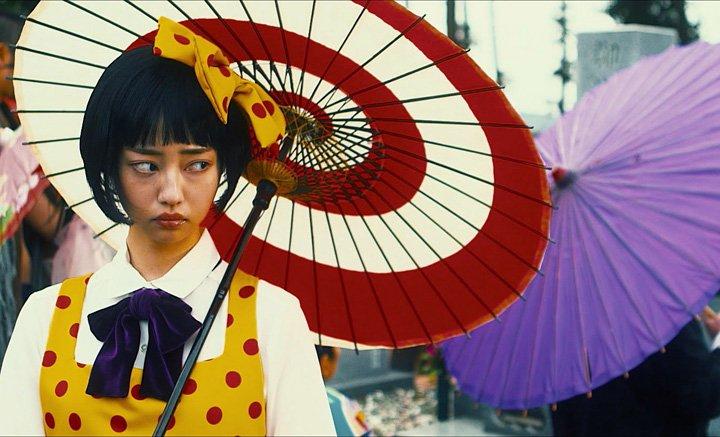 La jeune fille aux camélias:  Shojo Tsubaki au cinéma!