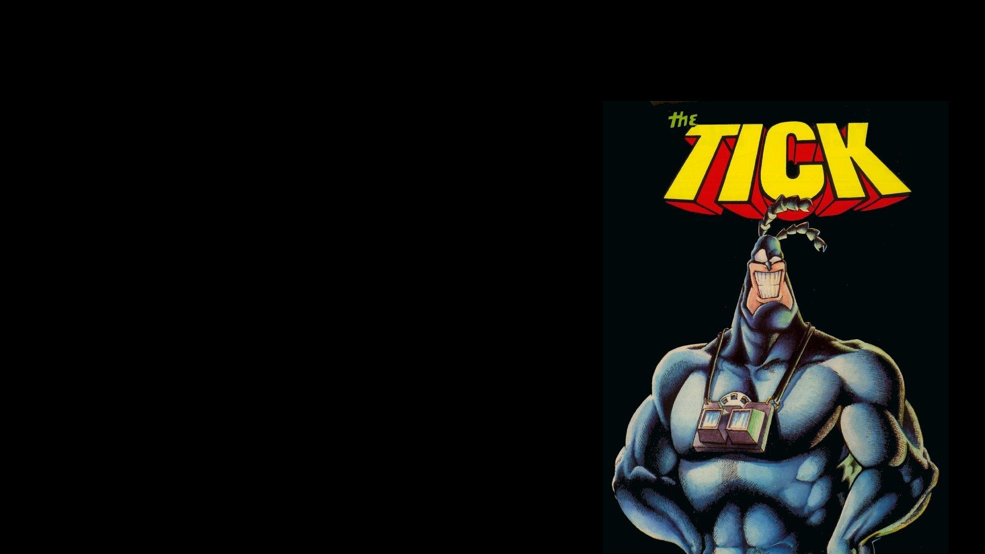 The Tick: un reboot live-action sur Amazon