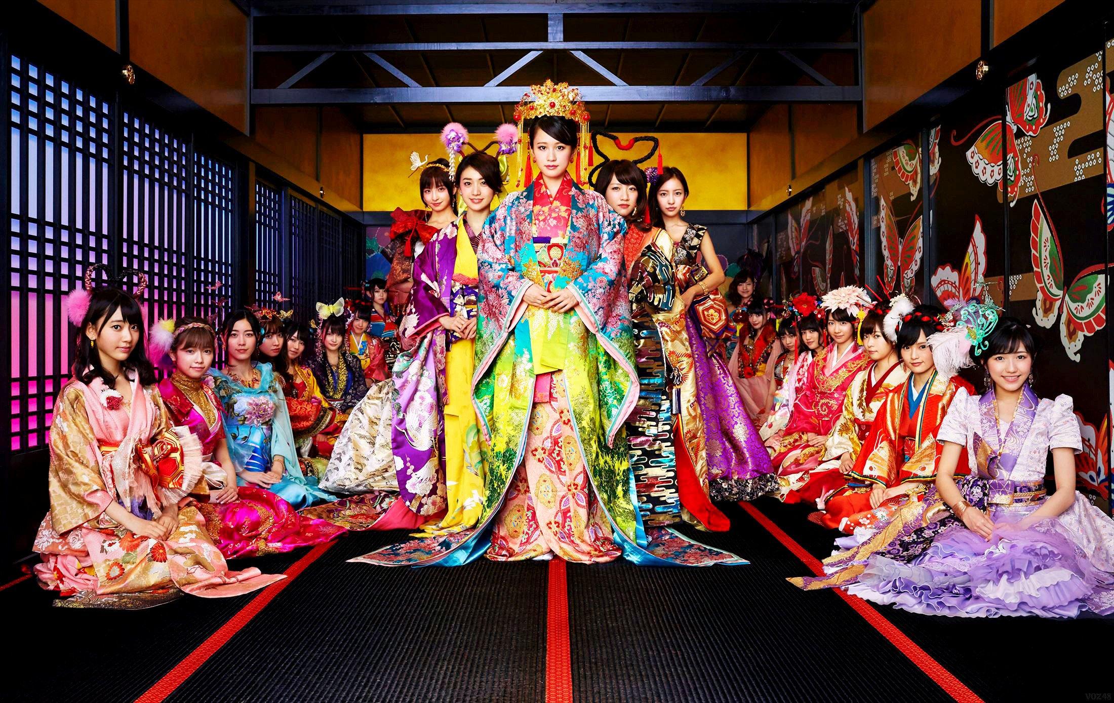 AKB48: la famille 48 s'agrandit avec MNL48, TPE48 et BNK48