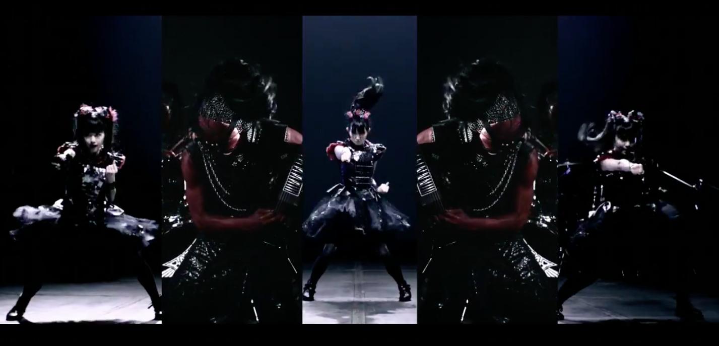 BABYMETAL lance le single et vidéoclip Karate