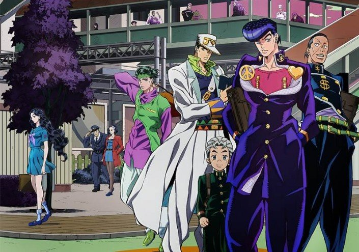JoJo's Bizarre Adventure – Diamond is Unbreakable