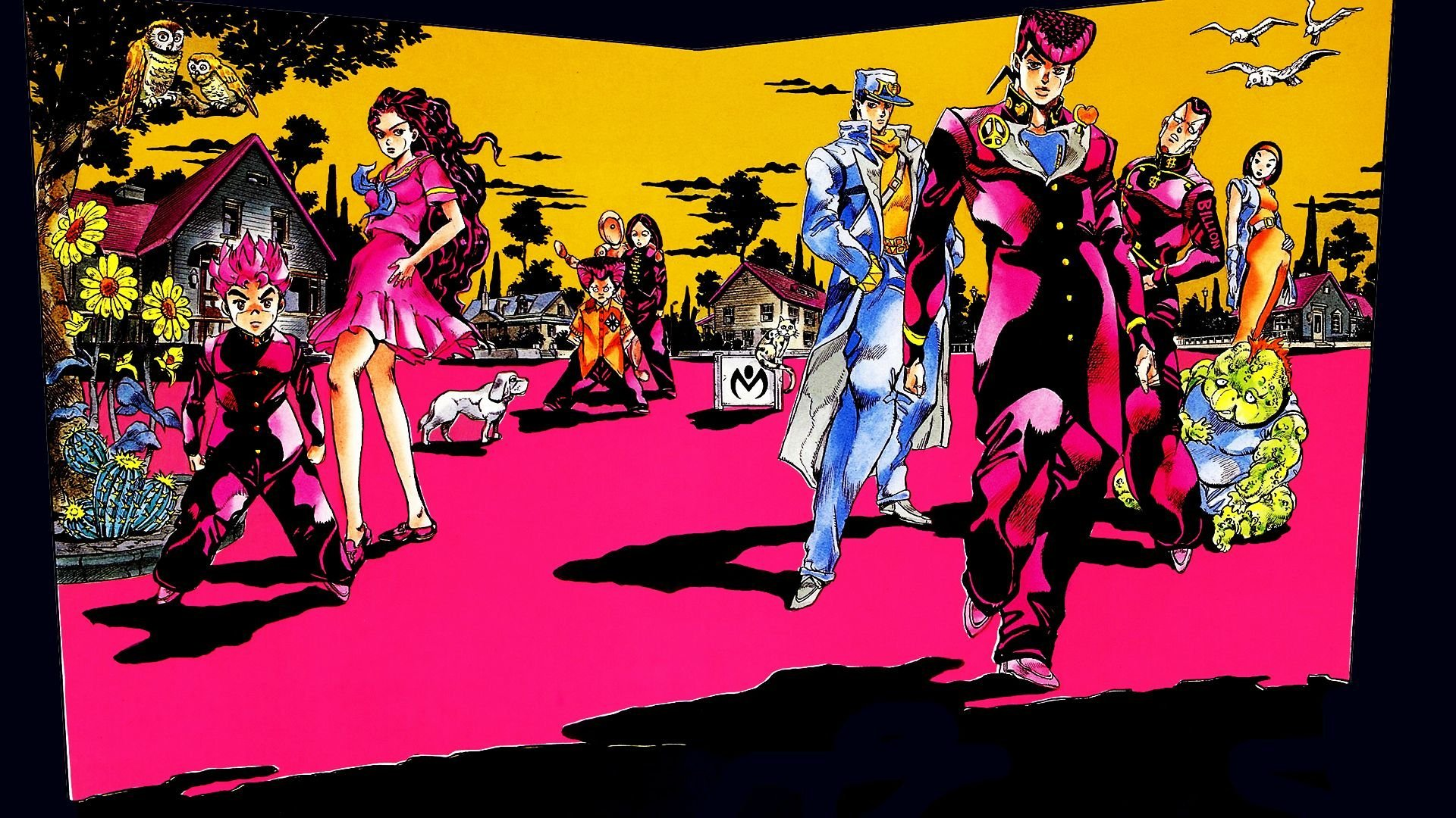 JoJo's Bizarre Adventure – Diamond is Unbreakable sur Crunchyroll