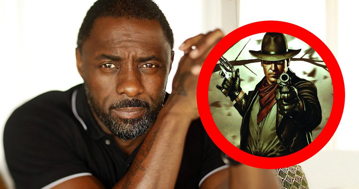The Dark Tower: Idris Elba va jouer Roland Deschain
