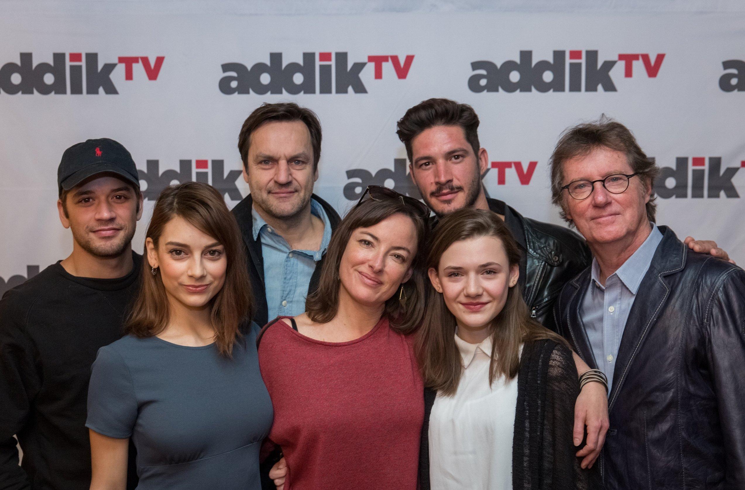 Prémonitions: une nouvelle série originale chez AddikTV