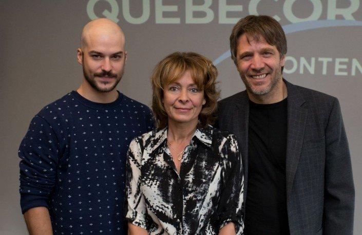 L'imposteur: une nouvelle série avec Marc-André Grondin